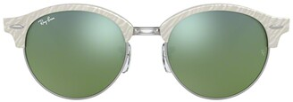 Ray-Ban Clubround Flash Lenses Sunglasses