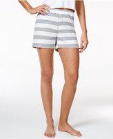 Nautica Striped Boxer Pajama Shorts