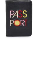 """Lizzie Fortunato Passport"""" Passport Case"""