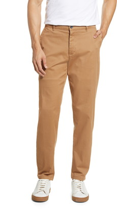 Topman Tapered Stretch Cotton Chino Pants