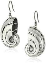Lucky Brand Shell Drop Earrings