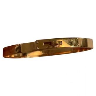 Hermes Kelly Gold Yellow gold Bracelets