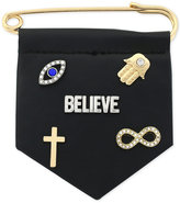 BCBGeneration Two-Tone Spiritual Pin Set