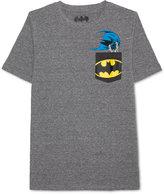 DC Comics Batman Graphic-Print T-Shirt. Big Boys (8-20)