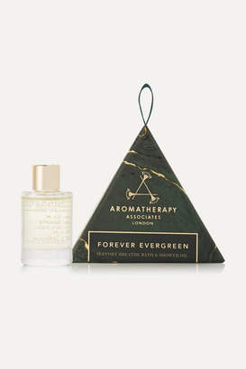 Aromatherapy Associates Forever Evergreen Support Breathe Bath & Shower Oil Ornament, 9ml - Colorless