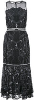 Jonathan Simkhai lace fitted dress