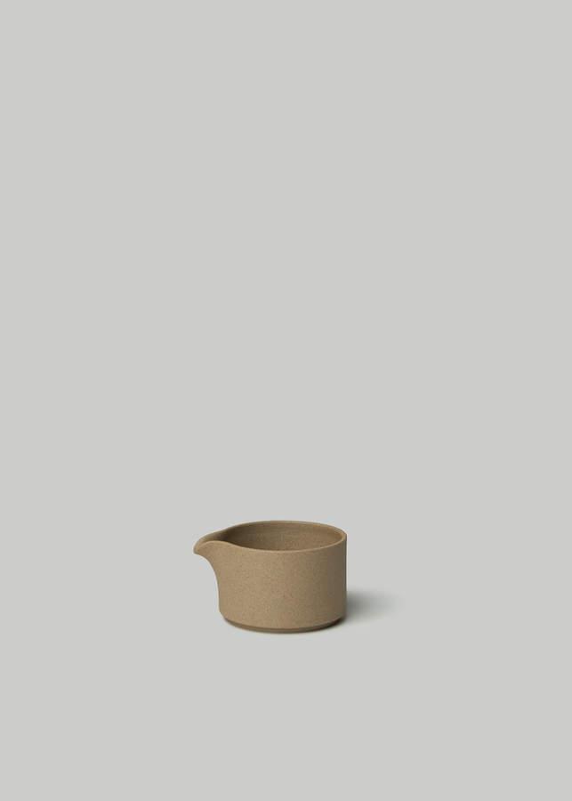 Hasami Porcelain Milk Pitcher in Natural