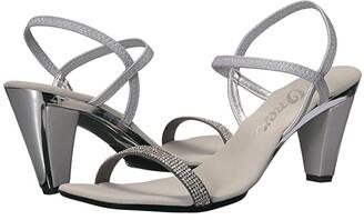Onex Iced (Black/Silver) Women's Dress Sandals