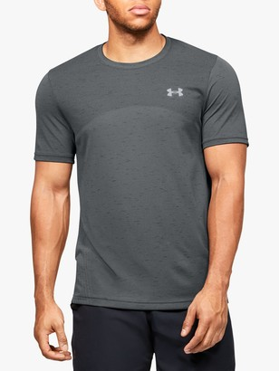 Under Armour Seamless Short Sleeve Training Top