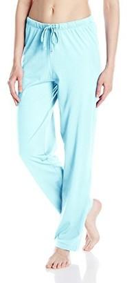 Nautica Women's Jersey Long Pant
