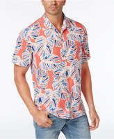 Tommy Bahama Men's Leaf It To Chance Tropical-Print Silk Shirt