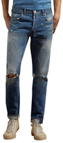 Levi's 1966 501 Customized Fielder Straight Jeans