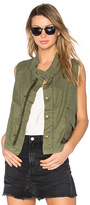 The Great The Army Vest in Green. - size 3 / L (also in )