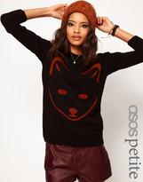 Asos Exclusive Fox Sweater