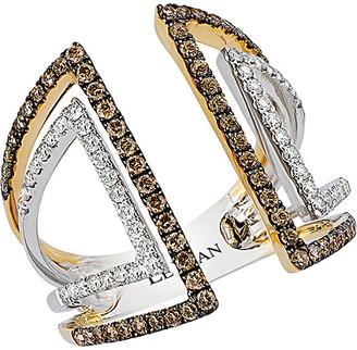 LeVian Le Vian 14K Two-Tone 0.70 Ct. Tw. Diamond Ring