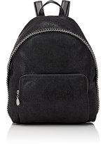Stella McCartney Women's Shaggy Deer Rucksack Backpack-BLACK