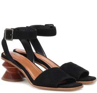 REJINA PYO Sonia suede sandals