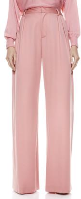 Alice + Olivia Eric High Waisted Pant