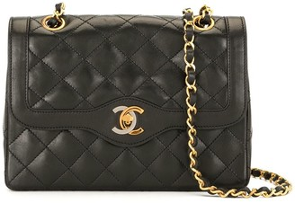 Chanel Pre Owned 1992 Paris Limited shoulder bag