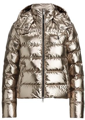 Ralph Lauren Metallic Down Jacket