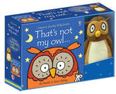 Harper Collins Thats Not My Owl Book And Toy