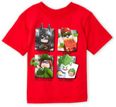Lego Boys 4-7) Batman Tee