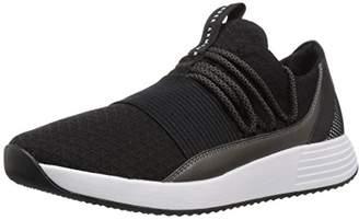 Under Armour Women's Breathe Lace Low-Top Sneakers, Black (Black Black), (43 EU)