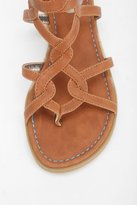 BC Footwear Talk About It Caged Sandal