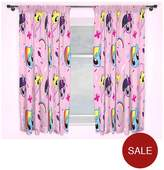 My Little Pony Equestria Pleated Curtains