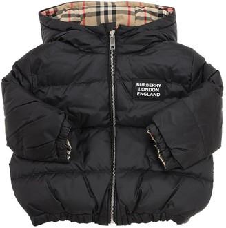 Burberry Reversible Down Jacket