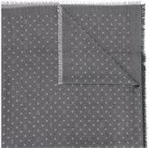 Dolce & Gabbana polka dot scarf - men - Silk/Viscose/Wool - One Size