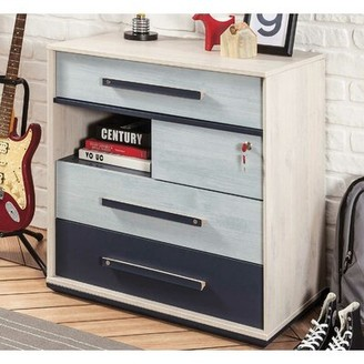 Isa Belle Holroyd 4 Drawer Bachelor's Chest Isabelle & Max