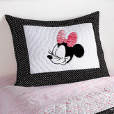 Disney Minnie Mouse Mad About Minnie Sham by Ethan Allen