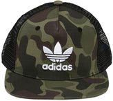 adidas Camo Cotton Ripstop Trucker Hat