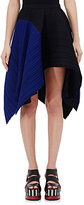 Proenza Schouler Women's Pleated Crepe Asymmetric Skirt