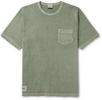 WTAPS Cotton-Jersey T-Shirt