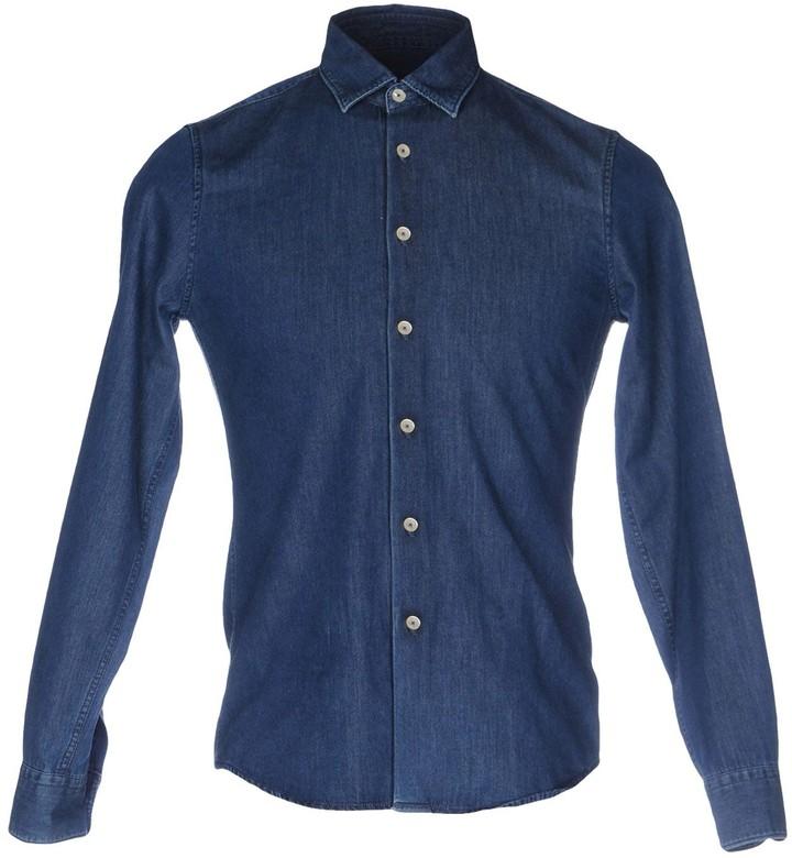 Siviglia Denim shirts - Item 42619578KV