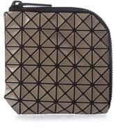 Bao Bao Issey Miyake Triangular-panel zip-around wallet