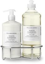 Williams-Sonoma Williams Sonoma White Gardenia Lotion & Dish Soap, Classic 3-Piece Set