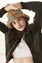 Urban Outfitters Mixed Print Bucket Hat