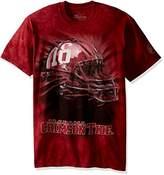 The Mountain Men's U of Alabama Alabama Bt Helm Adult T-Shirt