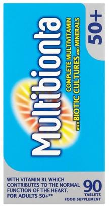 Seven Seas Multibionta 50+ Probiotic Multivitamin 90 Tablets