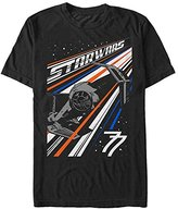 Star Wars Men's Strike Fighter Graphic T-Shirt