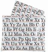 SugarBooger by O.R.E. Jumbo Floor Splat Mat - Vintage Alphabet