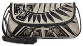 Patricia Nash Cuban Carved Collection Baku Convertible Cross-Body Bag