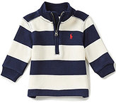 Ralph Lauren Baby Boys 3-24 Months Striped French-Rib Sweatshirt