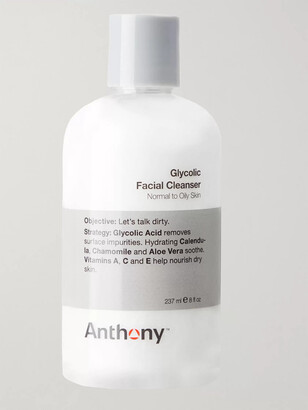 Anthony Logistics For Men Glycolic Facial Cleanser, 237ml
