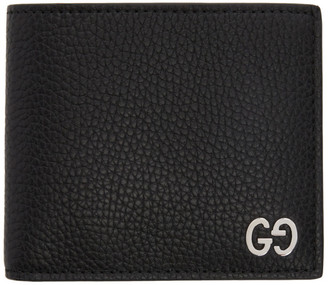 Gucci Black GG Signature Wallet
