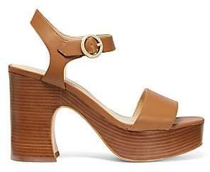 800a0914eb6 MICHAEL Michael Kors Women's Fiona Platform Heel Sandals