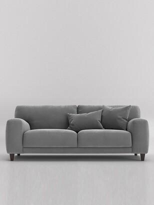 Edes Fabric 2 Seater Sofa
